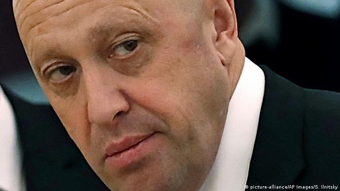 Бизнесмен Евгений Пригожин, которого некоторые СМИ называют поваром Путина