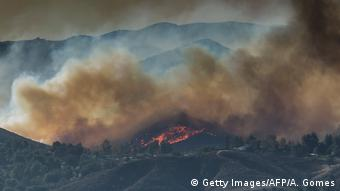 Ξηρασία και καταστροφικές πυρκαγιές πλήττουν κάθε τόσο την περιοχή Ventura County στην Καλιφόρνια
