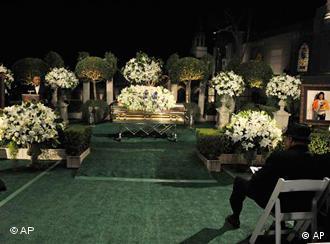Похорони майкла джексона грандіозно
