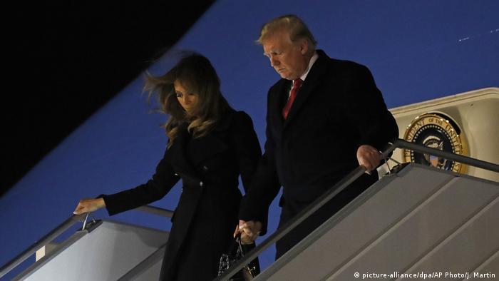 Trump akosoa pendekezo la kuundwa jeshi la Umoja wa Ulaya | Matukio