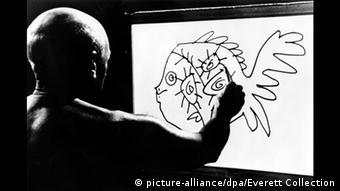 Filmstill   Henri-Georges Clouzot: Picasso (1955)