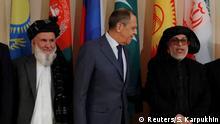 Russland | Gespräche in Moskau über Waffenruhe in Afghanistan