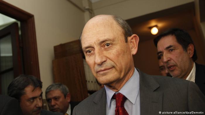 Chile   General Juan Emilio Cheyre