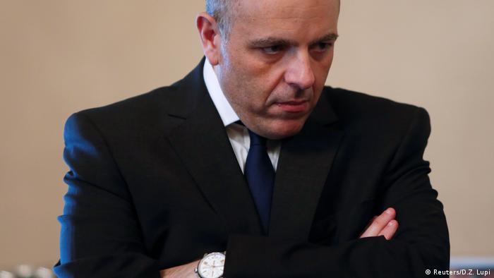 Malta Keith Schembri Stabschef des Premierministers (Reuters/D.Z. Lupi)