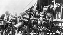 Die Schwarze Armee - Afrikaner im 1. Weltkrieg