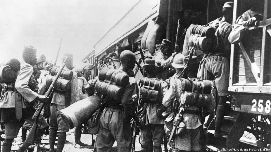 Cila luftë  Çfarë lufte mori fund me 11 nëntor 1918