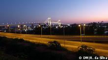 Mosambik - Einweihung der Maputo-Katembe-Brücke: größte Hängebrücke Afrikas