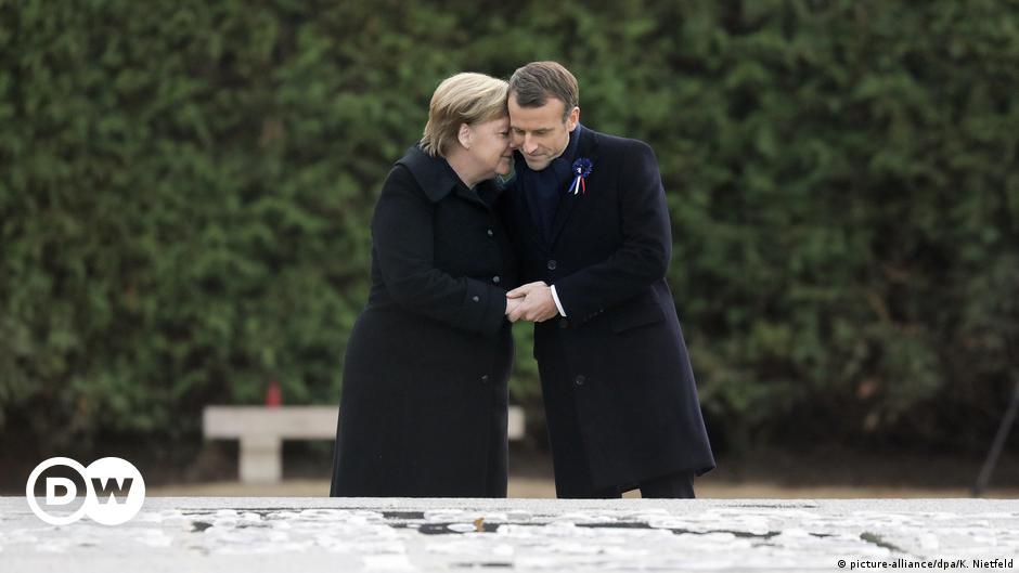 Merkel - Macron: Eine schwierige politische Ehe?