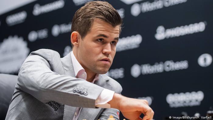 UK Schach-WM in London | Magnus Carlsen