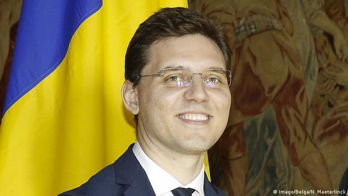 Victor Negrescu, EU-Minister von Rumänien