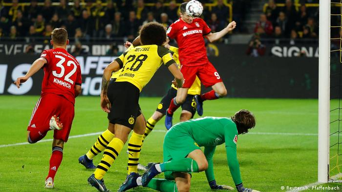 Dortmund Beat Bayern In Klassiker Worth The Name Sports
