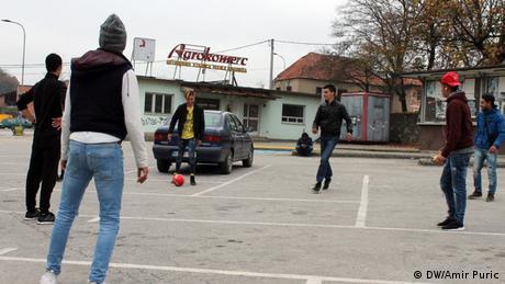 Μια μικρή βοσνιακή πόλη όαση για τους πρόσφυγες