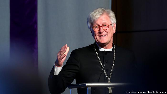 Bayrischer Landesbischof Heinrich Bedford-Strohm