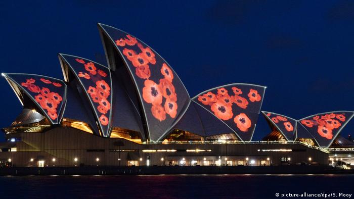 Sydney Opera House (picture-alliance/dpa/S. Mooy)