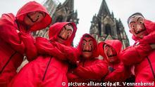 Deutschland Karneval in Köln