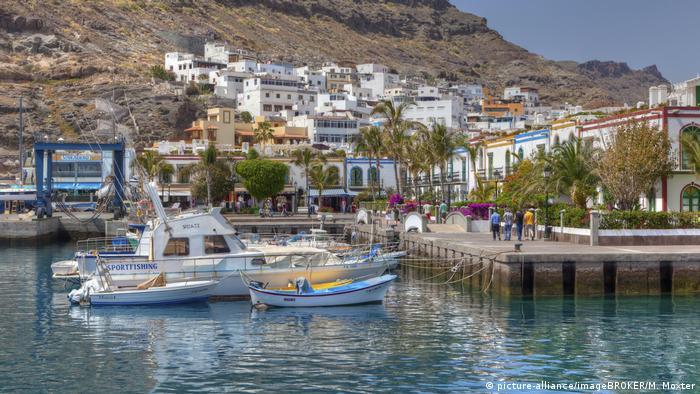 BG Gran Canaria (picture-alliance/imageBROKER/M. Moxter)