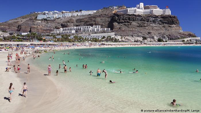BG Gran Canaria (picture-alliance/robertharding/M. Lange)