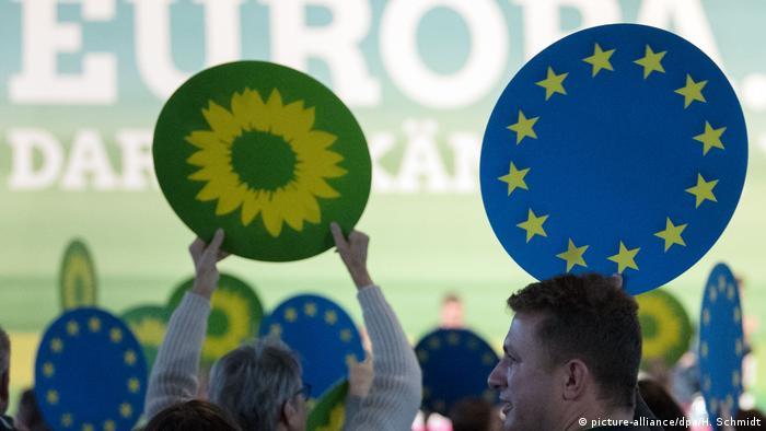 Deutschland Parteitag Die Grünen in Leipzig