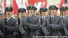 Polen Demo zum Unabhängigkeitstag