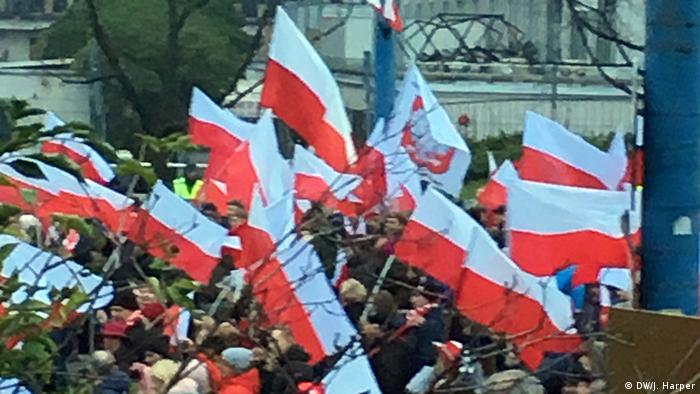Proslava 100. obljetnice neovisnost Poljske u Varšavi