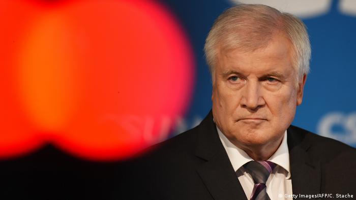 Bayern Ministerpräsident Horst Seehofer (Getty Images/AFP/C. Stache)