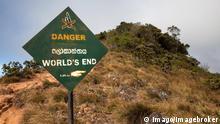 Warnschild, Gefahrenschild, Danger, World s End, Horton Plains National-Park, UNESCO Weltnaturerbe, Zentralprovinz, Sri Lanka, Asien Copyright: imageBROKER/HarryxLaub ibxhal04444338.jpg Warning label Danger sign Danger World S End Horton Plains National Park Unesco World Natural Heritage Central province Sri Lanka Asia Copyright image broker HarryxLaub ibxhal04444338 JPG Bitte beachten Sie die gesetzlichen Bestimmungen des deutschen Urheberrechtes hinsichtlich der Namensnennung des Fotografen im direkten Umfeld der Veröffentlichung!