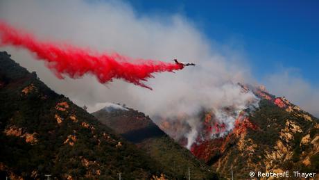 Пожежі у Каліфорнії: кількість жертв зростає