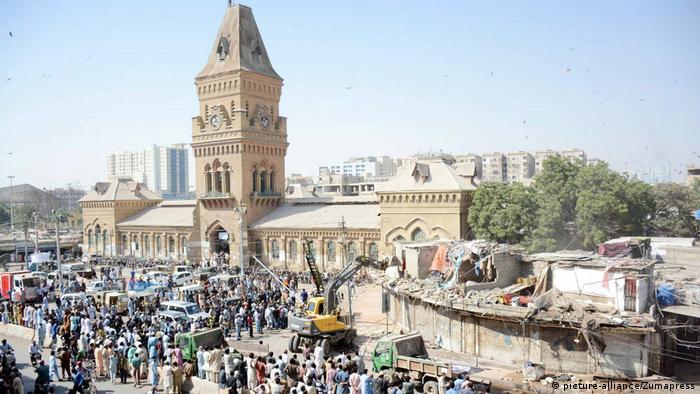 پاکستانی شہر کراچی اس فہرست ميں 129 ويں نمبر پر آيا ہے