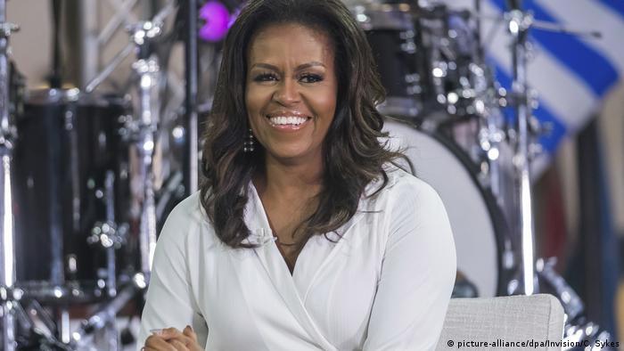 ABD'nin eski First Lady'si Michelle Obama