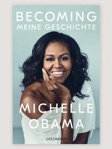 Michelle Obama'nın Becoming adlı anı kitabı