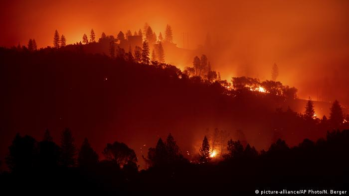 Victims Sue PG&E Over Northern California Wildfire