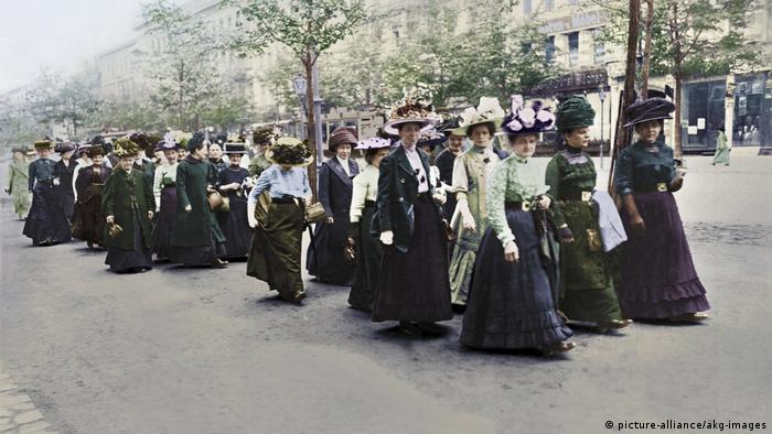 Deutschland Frauenwahlrecht