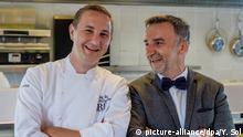 Koch des Jahres Johannes King (r) und Jan-Philipp Berner
