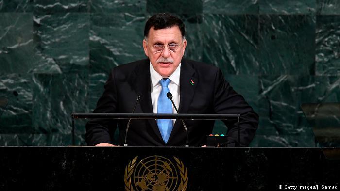Fayez al-Serraj (Getty Images/J. Samad)