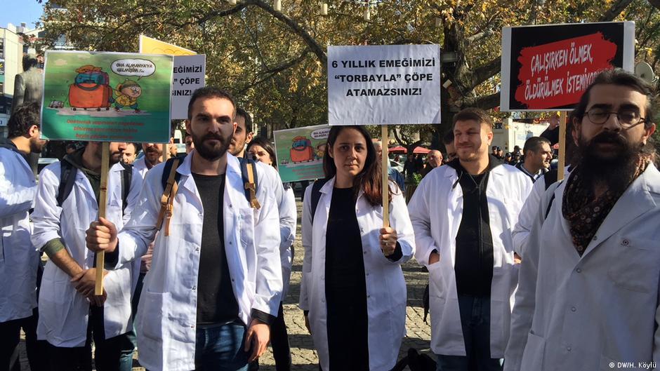 Doktorların 5. madde isyanı