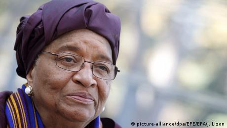 Ellen Johnson Sirleaf (picture-alliance/dpa/EFE/EPA/J. Lizon)
