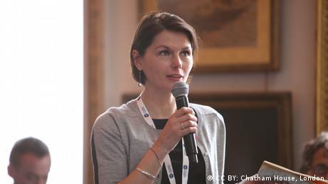 Орися Луцевич: В Україні є загроза узурпації радикалами права на насильство