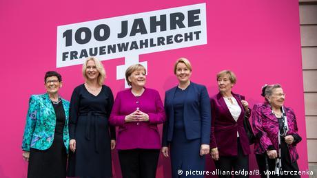 Γερμανικές εκλογές: Γυναίκες με φιλοδοξίες