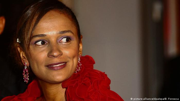 Isabel dos Santos (picture-alliance/dpa/epa/B. Fonseca)