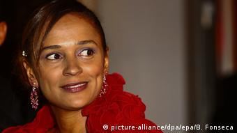 Isabel dos Santos, Africa's first female billionaire (picture-alliance/dpa/epa/B. Fonseca)