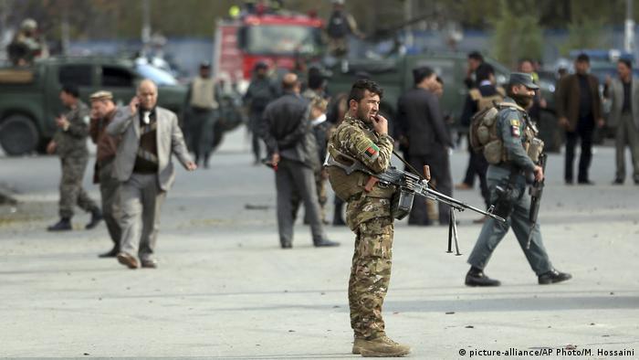 در سال ۲۰۱۸ بیش از ۵۵۰ نفر در طی سوءقصدهای سنگین در کابل کشته شدند