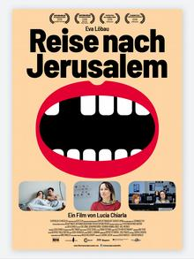 Film-Plakat Reise nach Jerusalem