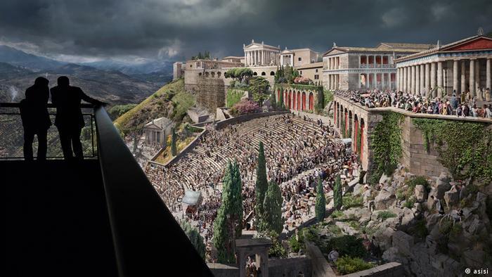 Ausstellung Pergamon (asisi)