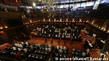 Sri Lanka, Parlament (picture-alliance/T.Basnayaka)