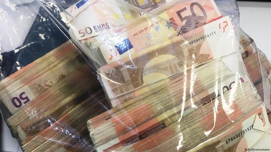 Një bandë ka pastruar në Gjermani miliona euro