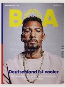 Zeitschrift BOA Cover