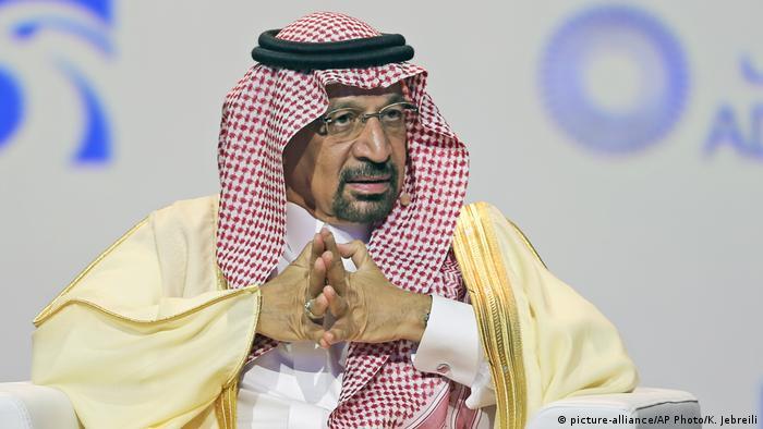 خالد الفالح، وزیر نفت و انرژی عربستان سعودی