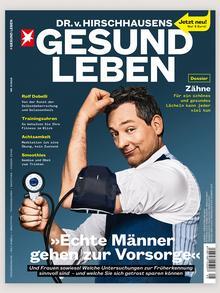 Zeitschrift Gesund Leben Cover