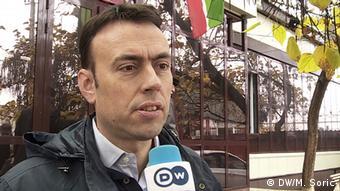 Спикер фракции Социал-демократической партии (СДПГ) в бундестаге по внешнеполитическим вопросам Нильс Шмид