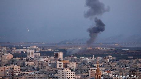 Ескалація на Близькому Сході: Ізраїль завдав ударів по Сектору Гази